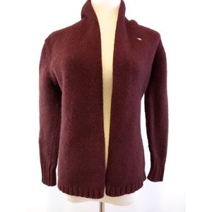 Sale! Abercrombie & Fitch 100% Wool Cardig…